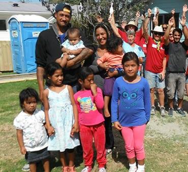 Reihana Family – Te Pairi, Gisborne
