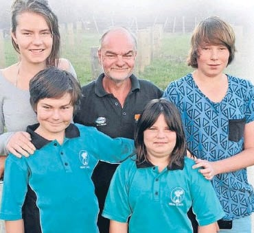 McLean Family – Tirau
