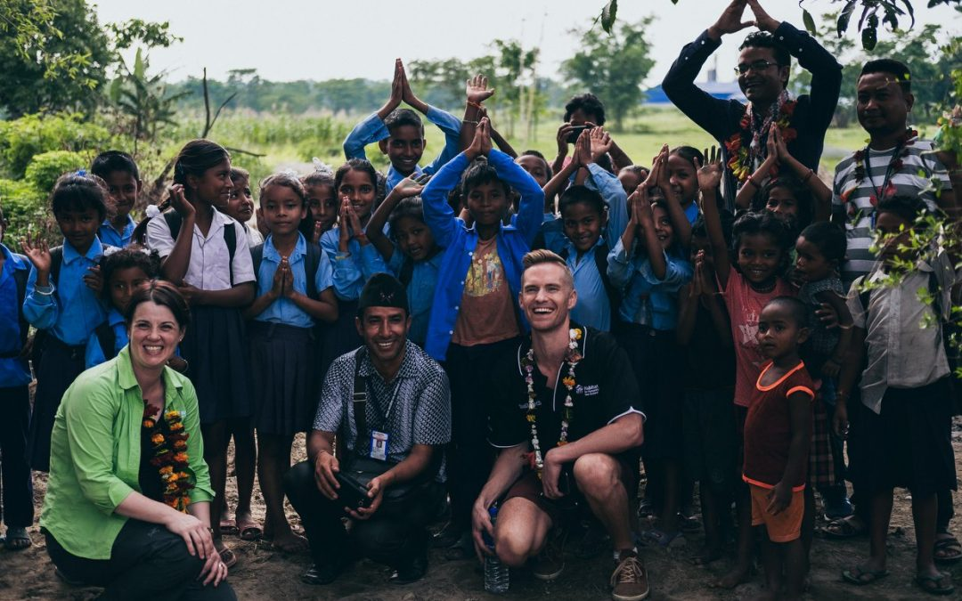 Habitat amplifies impact in Nepal through partnership with Buildtech – reflections from Claire Szabo, CEO