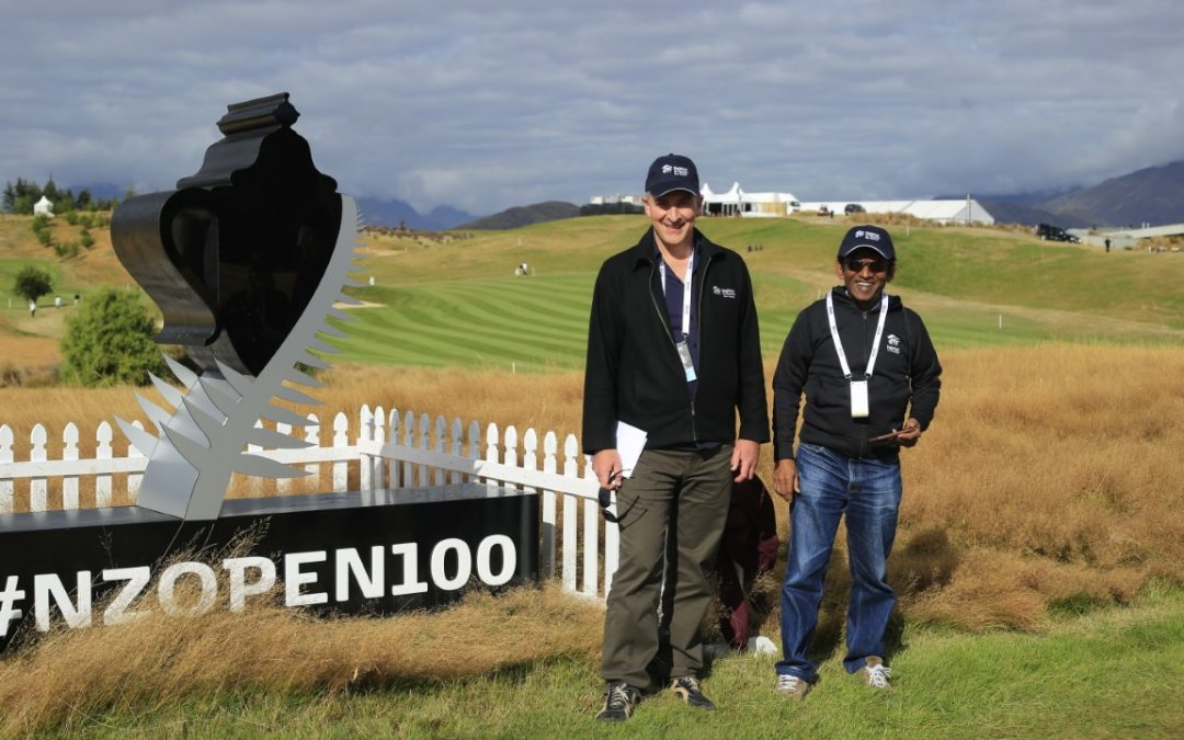 Reflections on 100th New Zealand Golf Open – by Alan Thorp, Deputy CEO