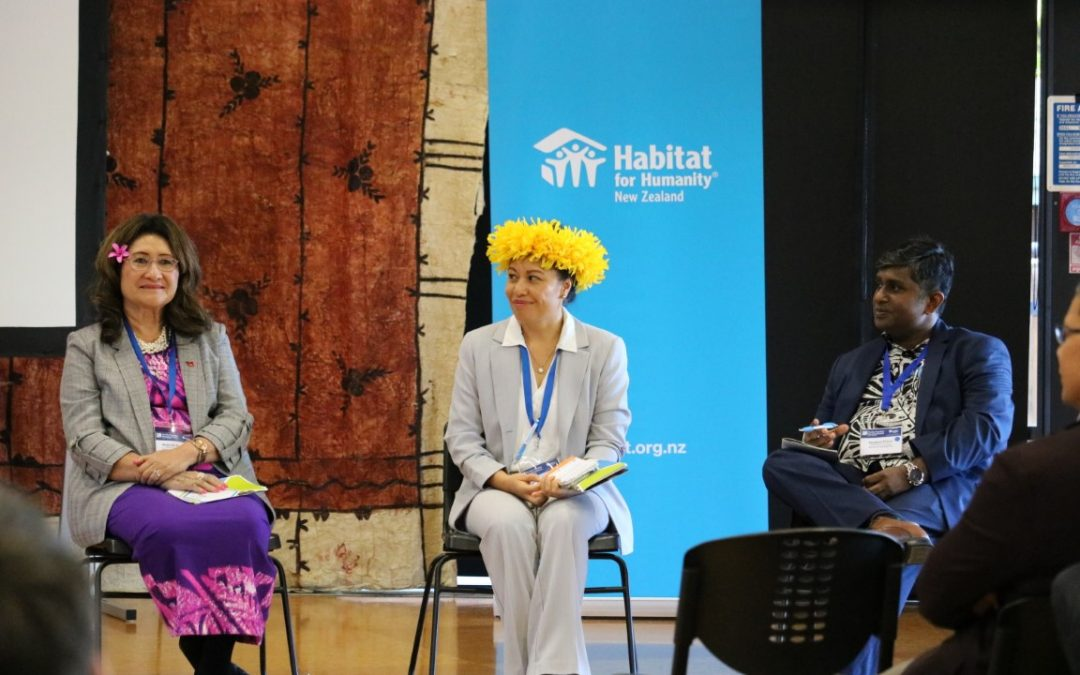 Housing Affordability and Climate Change Key themes at Pacific People's Housing Forum
