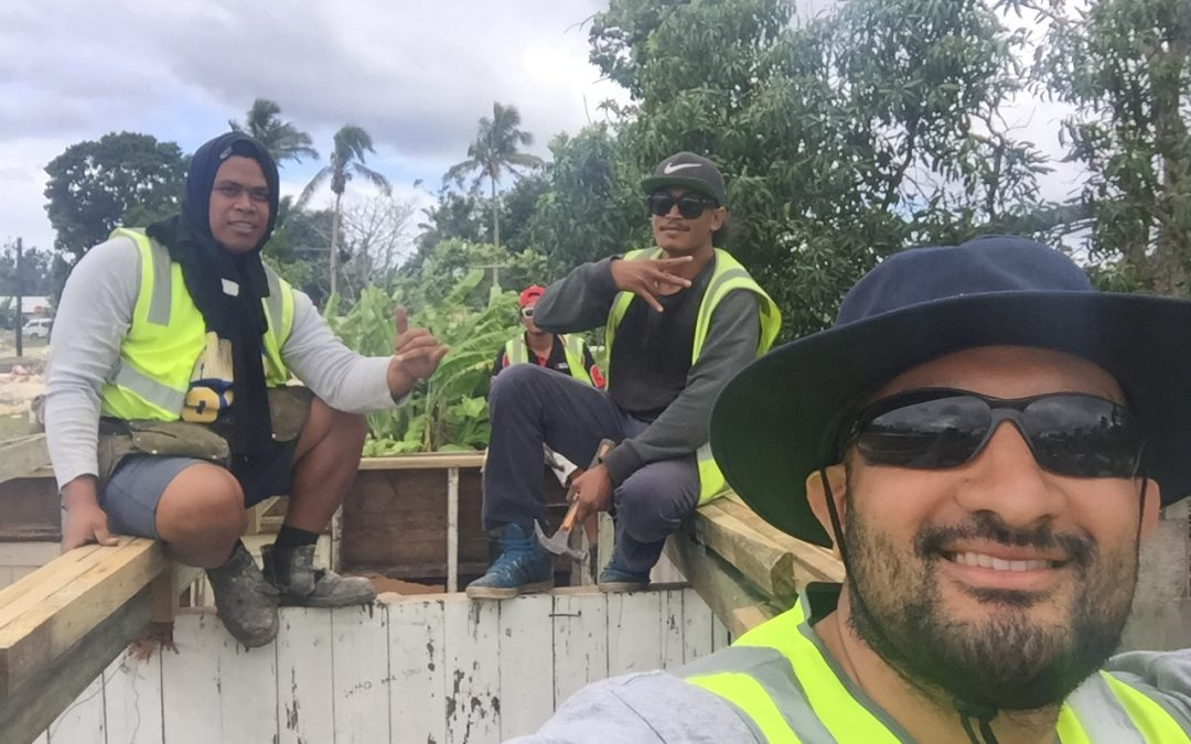 A month in Tonga