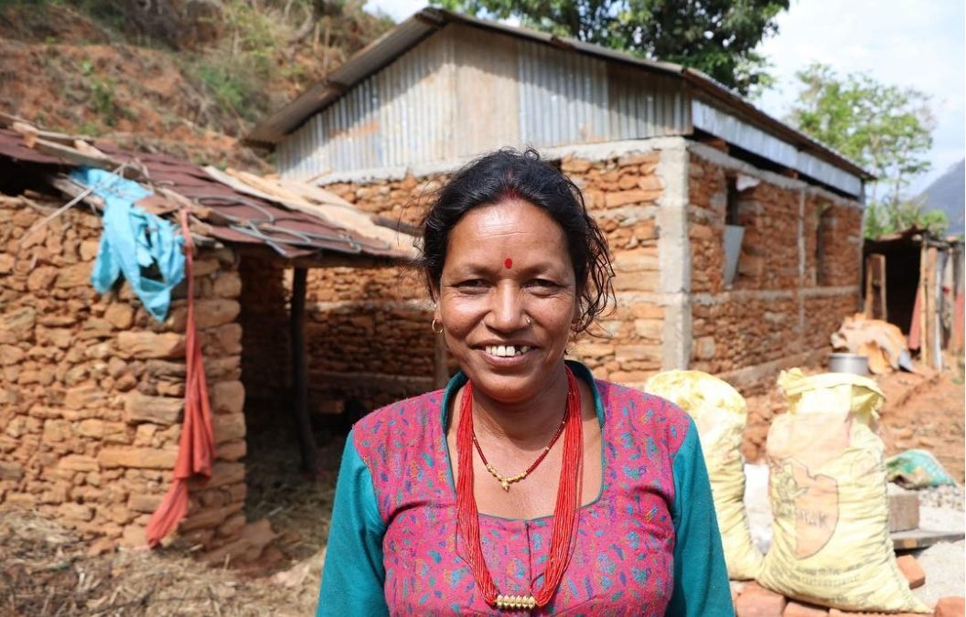 Building Self-Reliance in Nepal