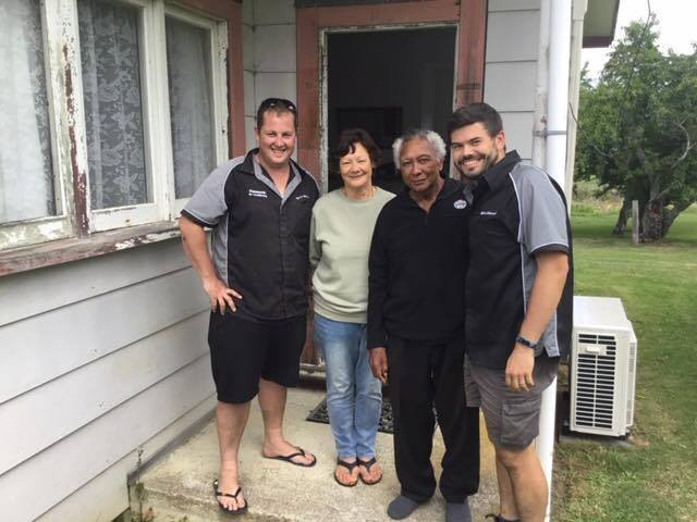 Building strength and stability through home repair program in Gisborne