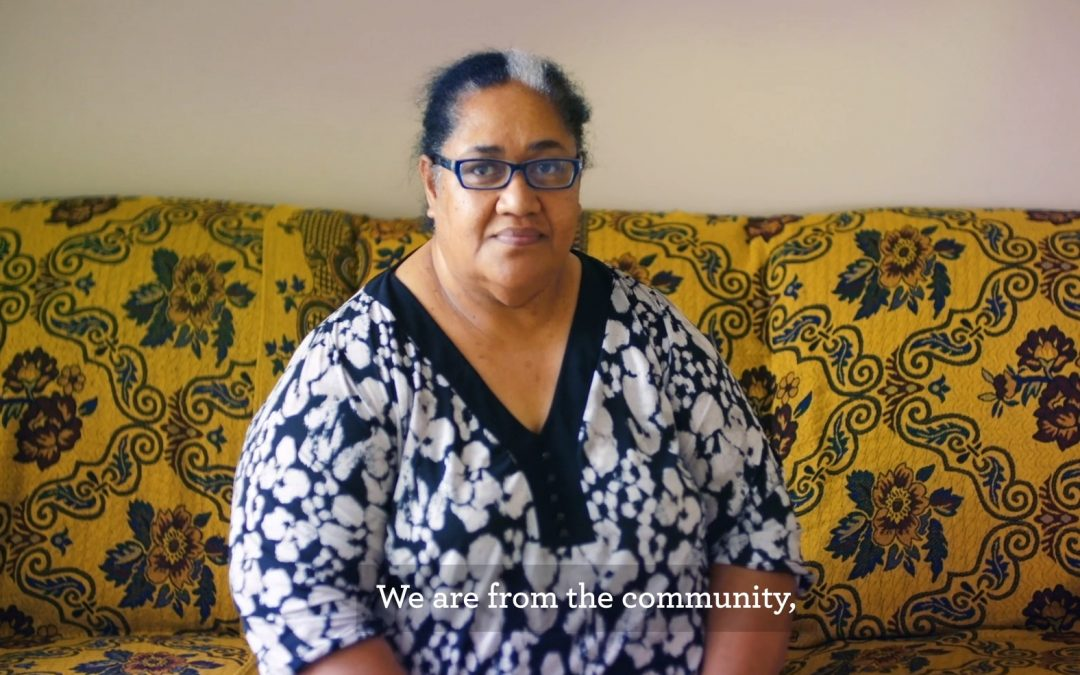 "Auckland Community Housing Providers: ""We believe that everyone has a right to a home to call their own."""