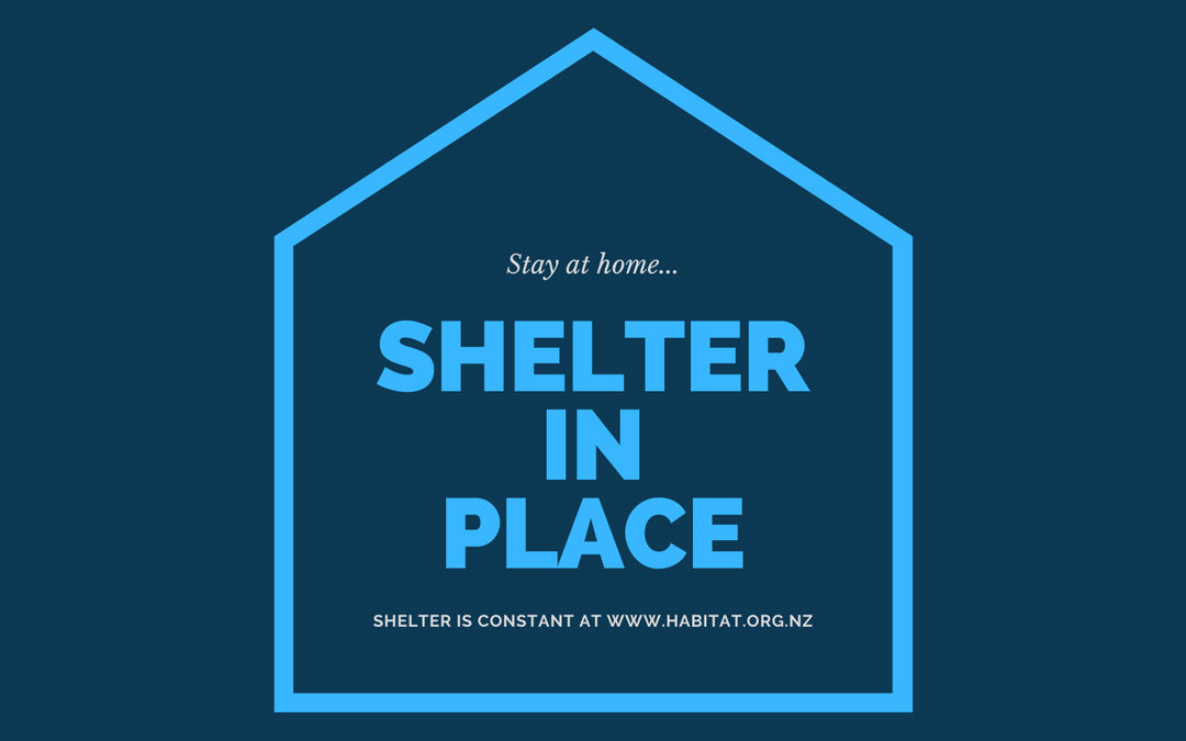 "For some, ""shelter in place"" is a different kind of crisis"