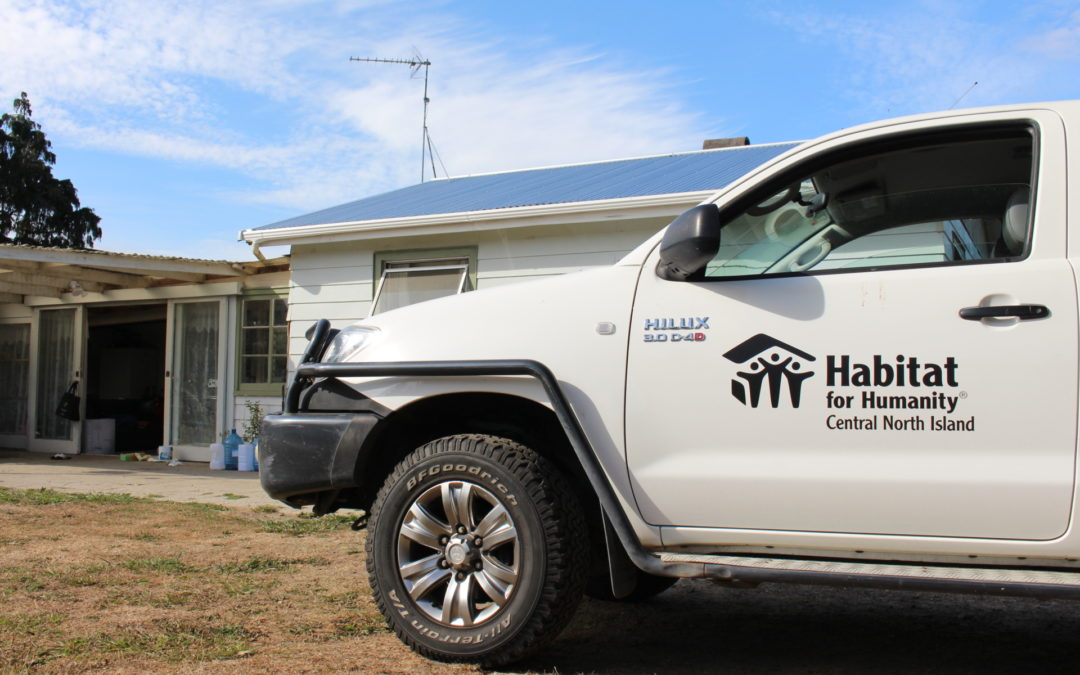 Building stability through our Home Repair Programme