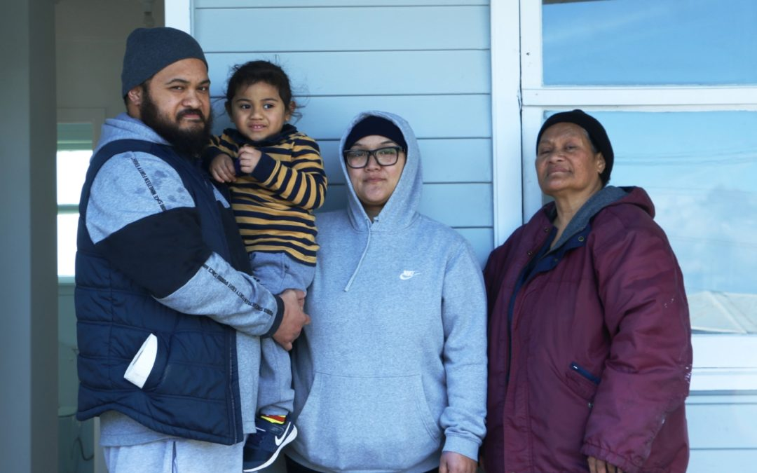 Renovation becomes a reality through Home Repair Programme