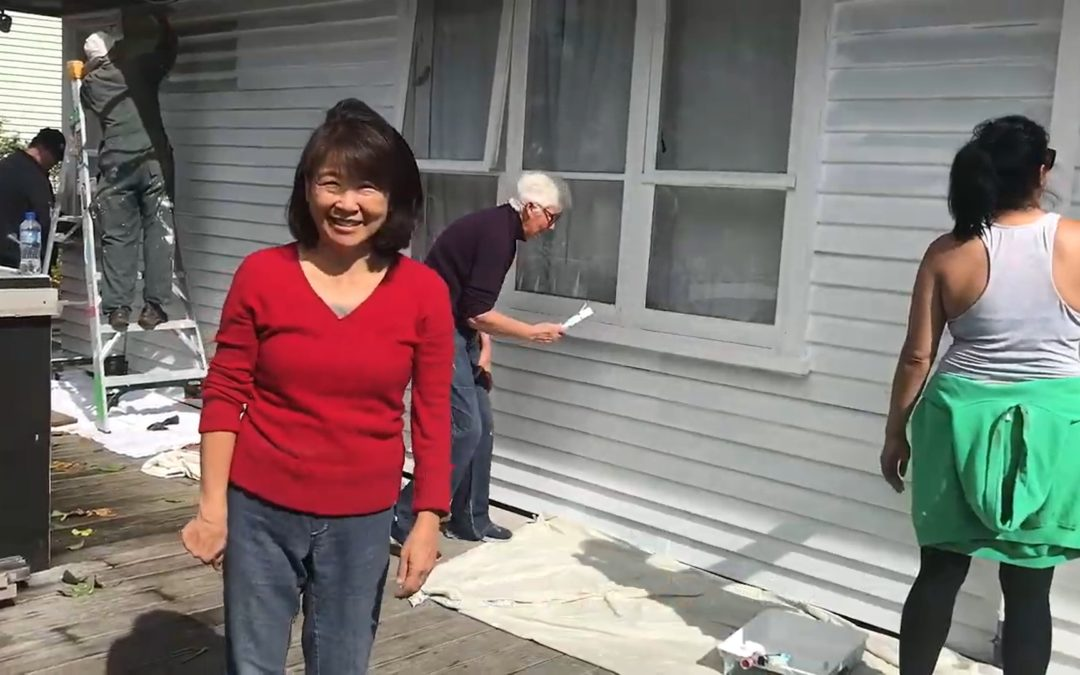 Auckland home transformed for single mother of four through Home Repair Programme