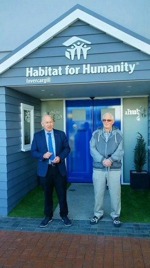 """""""The Housing Hub"""" Opening Day"""